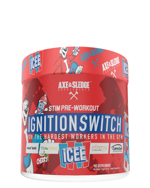 Axe & Sledge: Ignition Switch