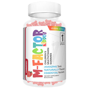 1stPhorm: M-Factor Kiddos Gummies