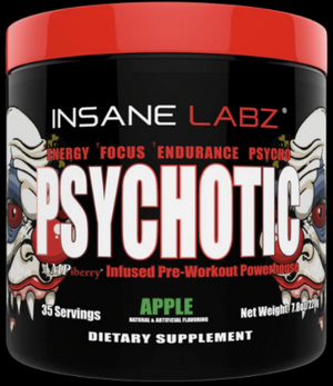 Insane Labz: Psychotic