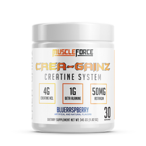 MuscleForce: CreaGainz