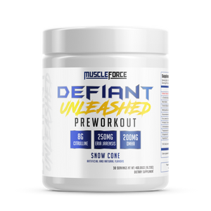 MuscleForce: Defiant Unleashed