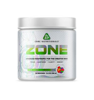Core Nutritionals: Zone
