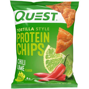 Quest: Protein Chips Tortilla Style (Regular)