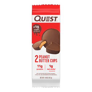 Quest: Peanut Butter Cups