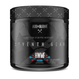 Axe&Sledge: Seventh Gear Pre-Workout