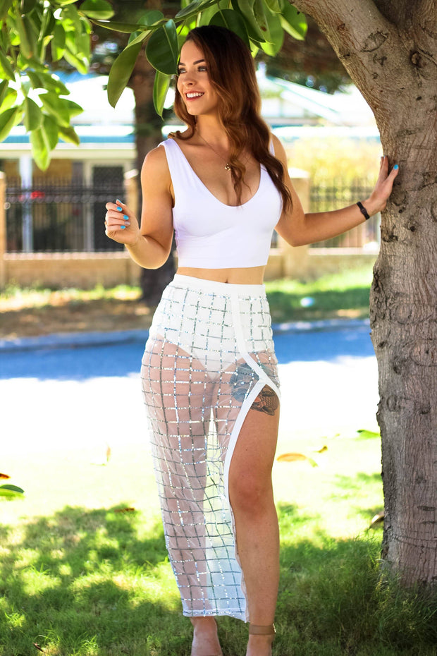 Bottom - Briller Two Piece Skirt