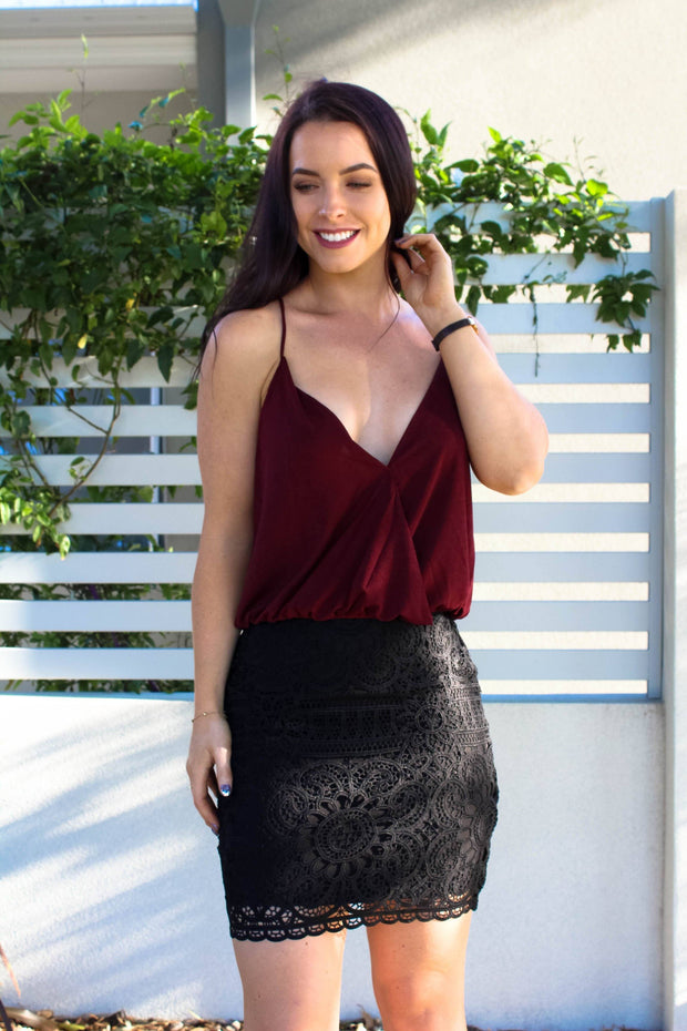 Bottom - Sierra Mini Skirt