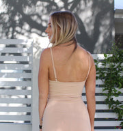Dress - Allison Dress In Tan