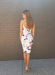 Dress - Follow Me Floral Dress