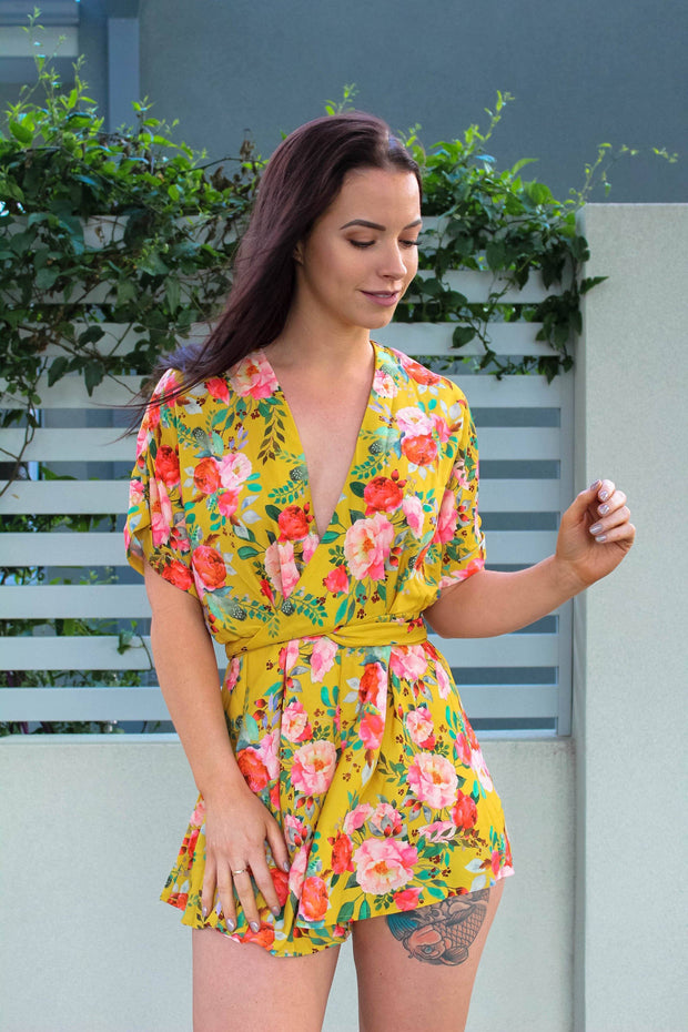 Playsuit - Feel The Breeze Playsuit