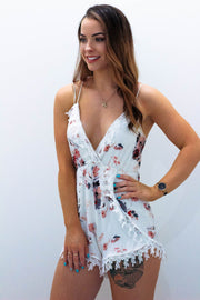 Playsuit - I Know Places Playsuit
