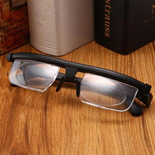 Adjustable Better Eyeglasses