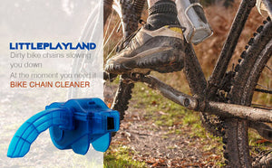 Bicycle Chain Cleaner