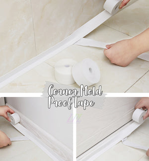 Corner Splash And Mold Guard Tape