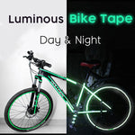 Luminous Bike Tape