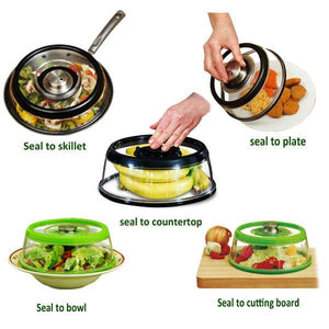 Vacuum Dome Press Food Sealer