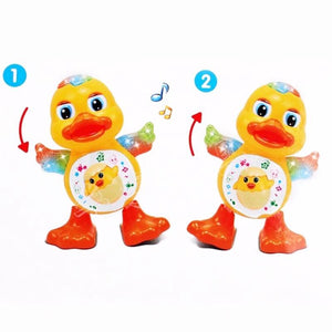 Musical Dancing Duck