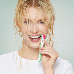 Floss and Smile Brush