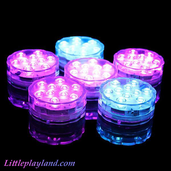Submersible LED Lights