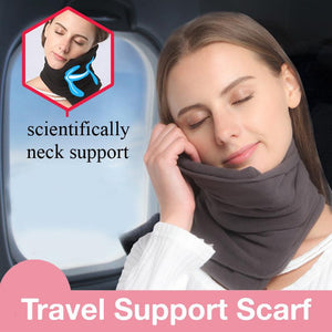 Travel Support Scarf