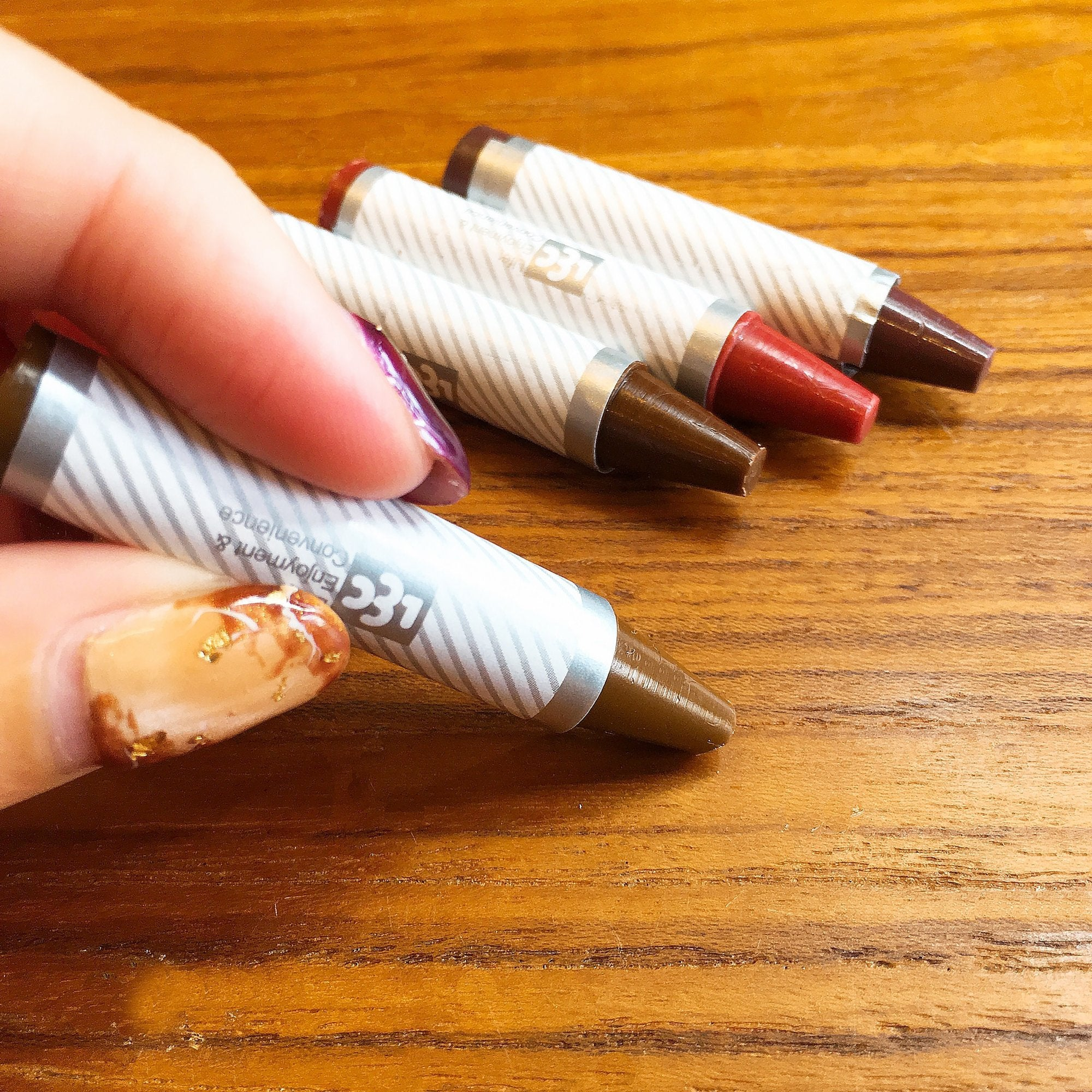Wood Touch Up Repair Crayon