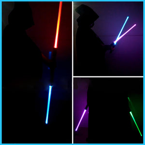 Double Lightsaber With Battle Sound
