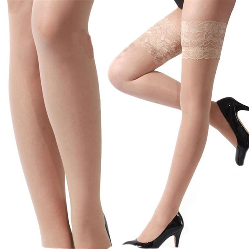 Thigh High Lace Stockings