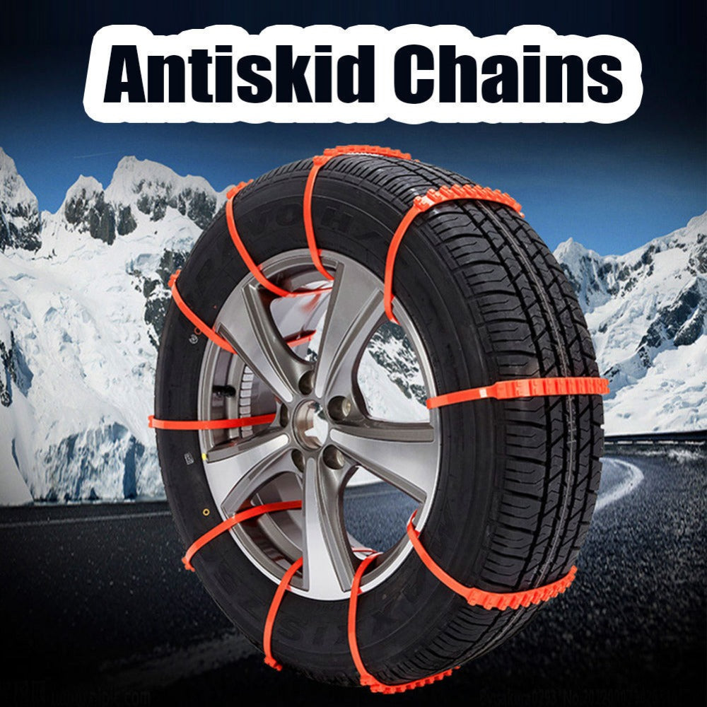 Antiskid Chains (10Pcs)