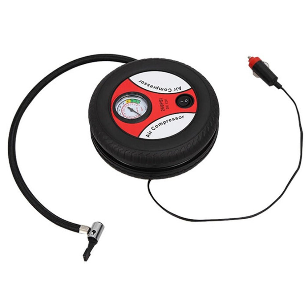 Car Tire Inflation Pump