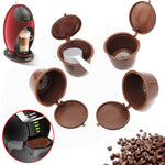 Reusable Coffee Capsules DG
