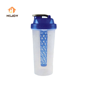 Creative new hand shake fruit cup mighty mixer hand juicer hand ice cup Mix & Blend In Seconds With The Built-In Blending Core