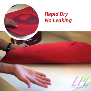 Microfiber Dishes Rapid Drying Mat