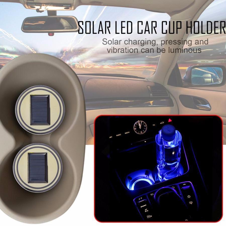 LED Cup Mat (2pcs)