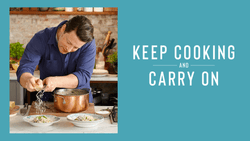 Recipes from Jamie Oliver's Keep Cooking and Carry On series