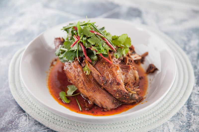 Good Chef Bad Chef - Slow Cooked Beef Ribs Sichuan Style with Tefal ClipsoMinut Perfect Pressure Cooker