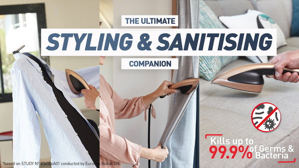 Home Tips - Sanitise your home with the best companion!