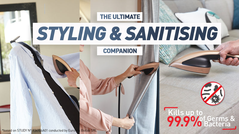 #Home Tips - Sanitise your home with the best companion!
