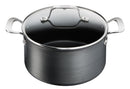 Tefal Unlimited Premium Non-stick Induction Stewpot with Lid 24cm/5L