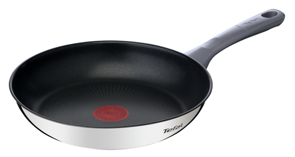 Tefal Daily Cook Stainless Steel Induction Frypan 24cm