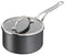 Jamie Oliver by Tefal Cooks Classic Non-Stick Induction Hard Anodised Saucepan + lid 18cm