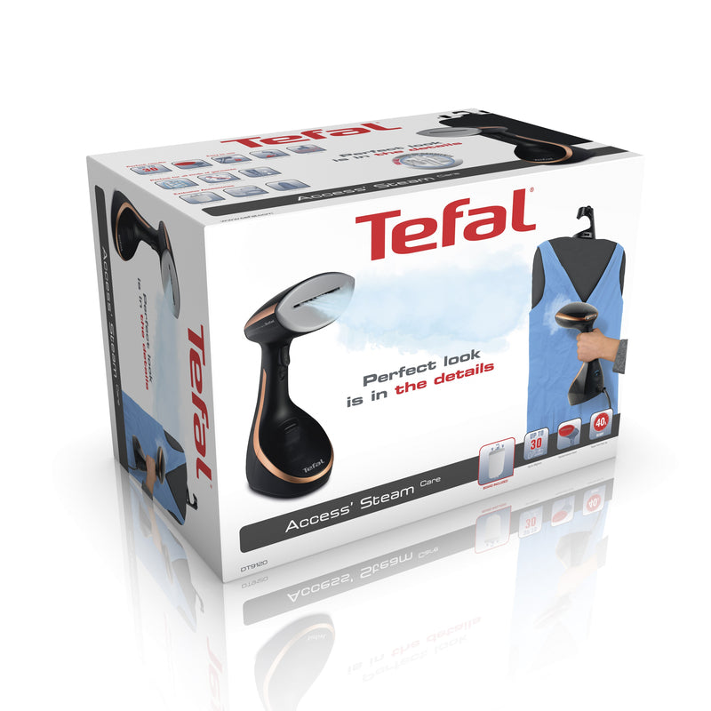 Tefal Access Steam Care DT9120 Handheld Garment Steamer
