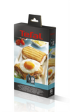 Snack Collection Accessory Plates - Toasted Sandwich XA8001