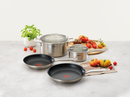 Tefal Virtuoso Stainless Steel Induction Frypan 24cm