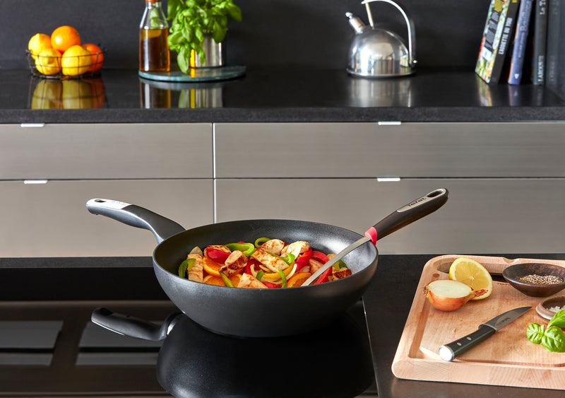 Tefal Unlimited Non-stick Induction Wok 28cm