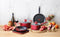 Tefal Character Non-Stick Induction Twin Pack Frying Pans Set - 21/28cm