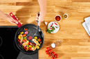 Tefal Daily Chef Red Non-stick Induction Frypan 30cm