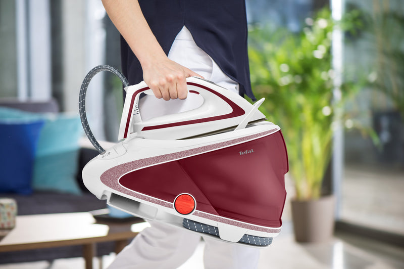 Tefal Pro Express Ultimate GV9534 High-Pressure Steam Generator Iron
