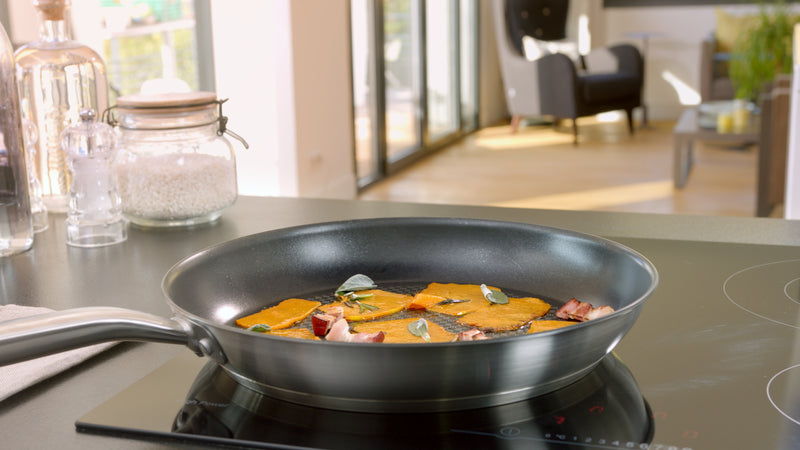 Tefal Virtuoso Stainless Steel Induction Frypan 30cm