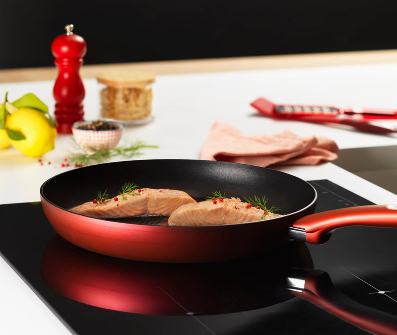 Tefal Character Non-Stick Induction Frying Pan 30cm
