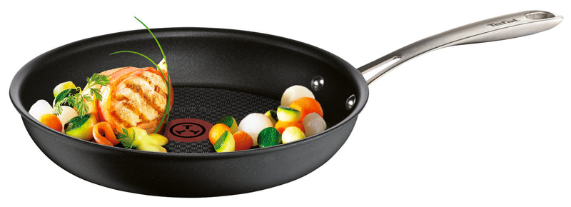 Tefal Pro Selection Non-Stick Induction Triple Pack Frying Pans Set - 21/26/30cm